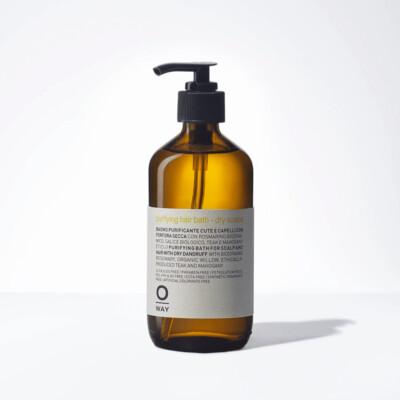 purifying hair bath – dry scalps 240ml