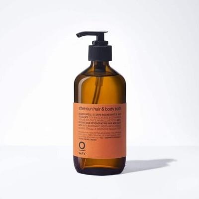 after-sun hair & body bath 240ml