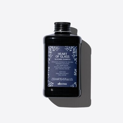 Heart of Glass Silkening Shampoo 250ml