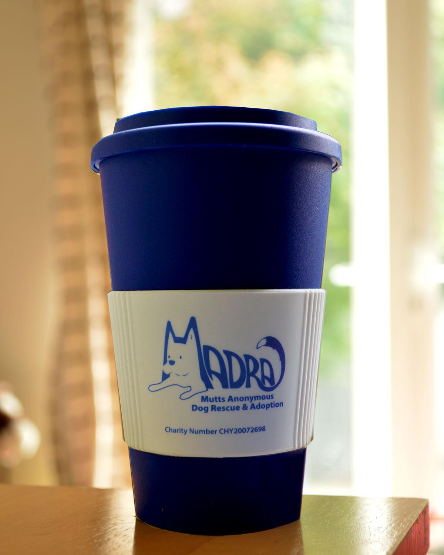 MADRA Reusable Mug