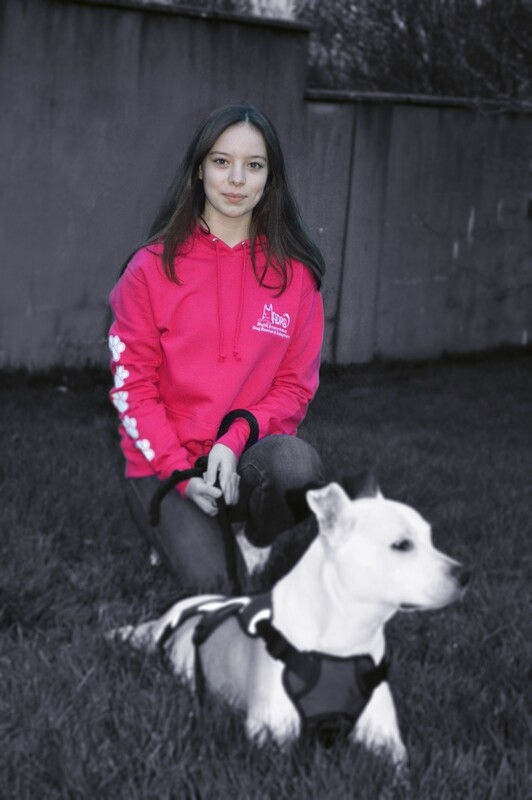Pawsome Pink Hoodie