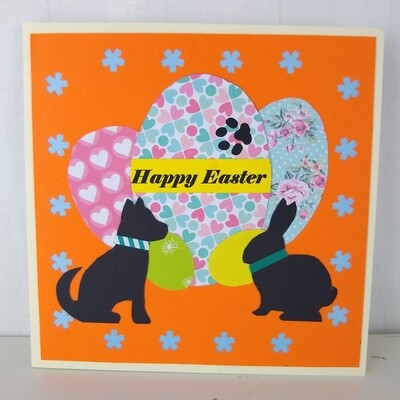 Handcrafted Easter Cards