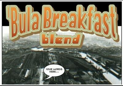 Bula Breakfast Blend BOLD