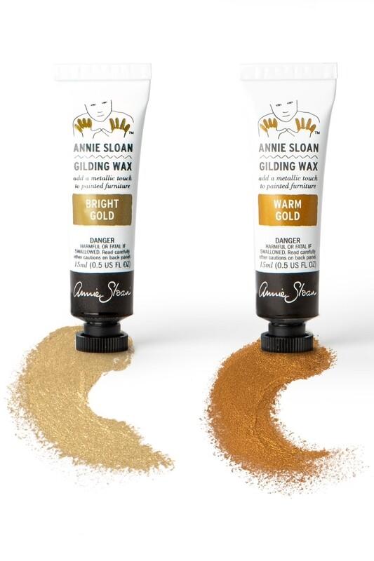 Annie Sloan Bright Gold Gilding Wax