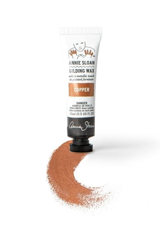 Annie Sloan Copper Gilding Wax