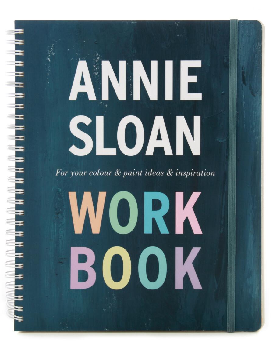 Annie Sloan Workbook Book