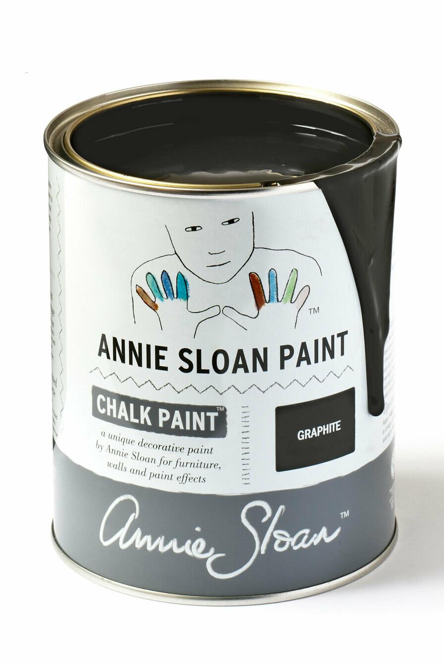 Annie Sloan Sample Graphite