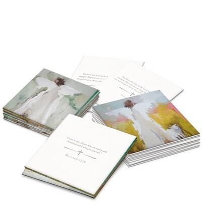 Anne Neilson Comfort Scripture Card