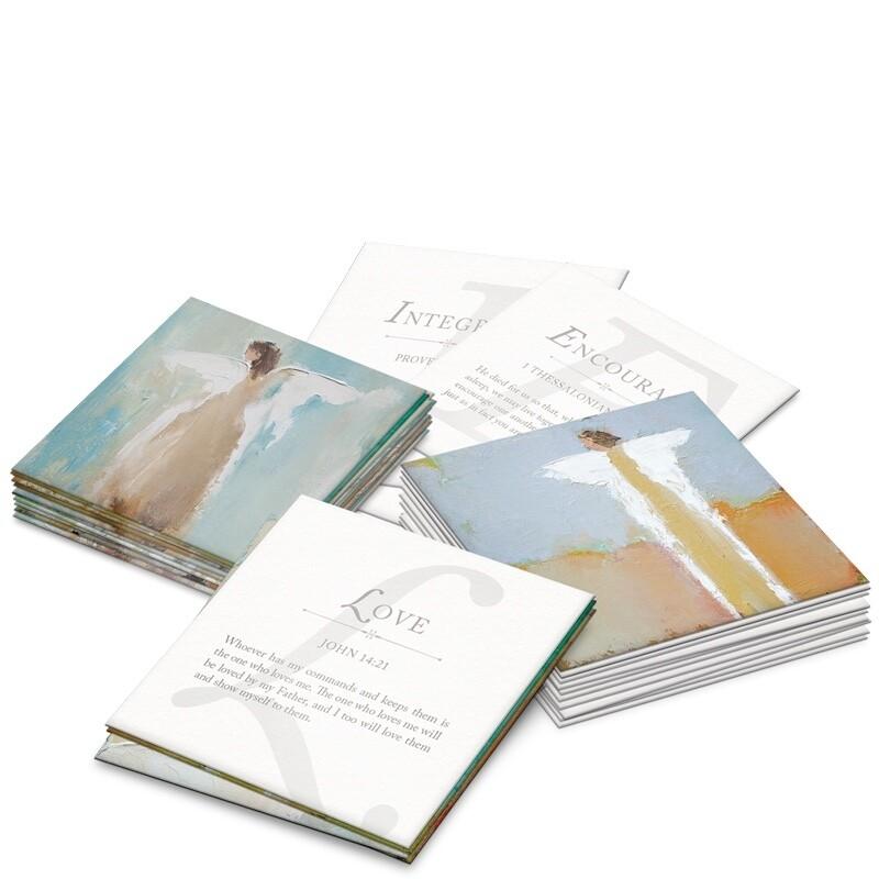 Anne Neilson A-Z Scripture Card