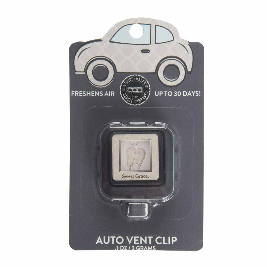 Sweet Grace Auto Vent Clip