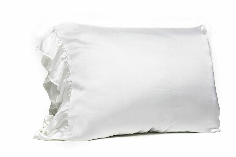 Bella Pillowcase White