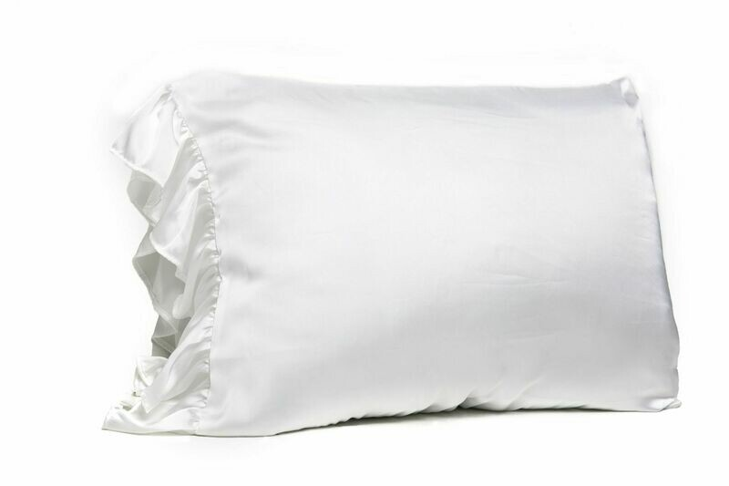 Bella Pillowcase White