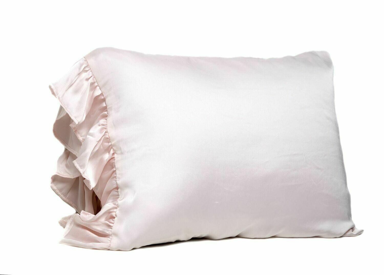 Bella Pillowcase Pink