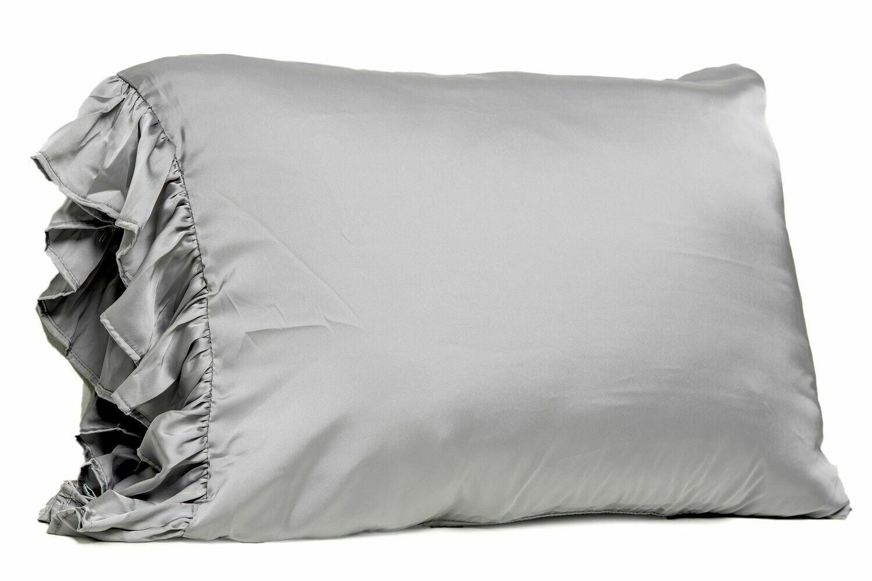 Bella Pillowcase Gray