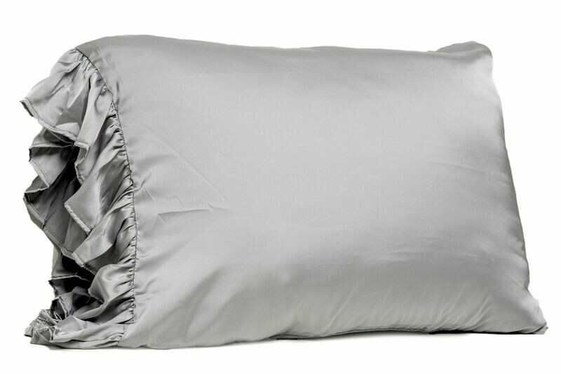 Bella Pillowcase Gray