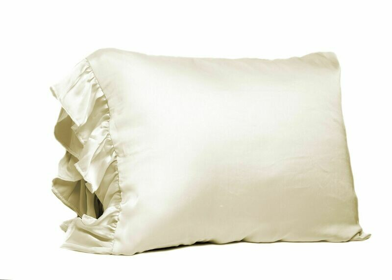Bella Pillowcase Champagne