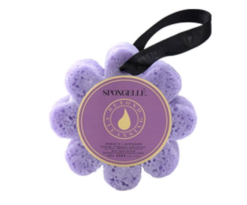 Spongelle Purple Lavender