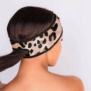 Kitsch Spa Headband Leopard