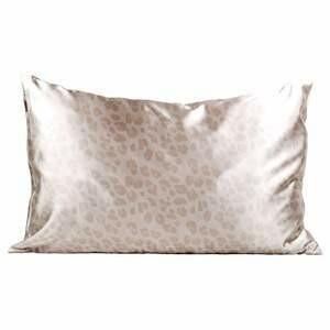 Kitsch Satin Pillowcase Leopard STANDARD
