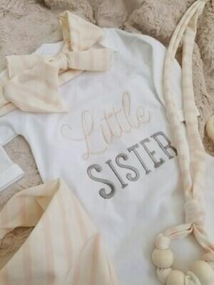 LB Gown Little Sis