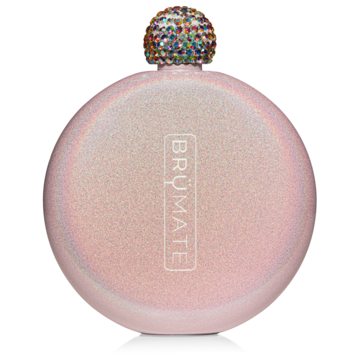 BruMate Flask Blush