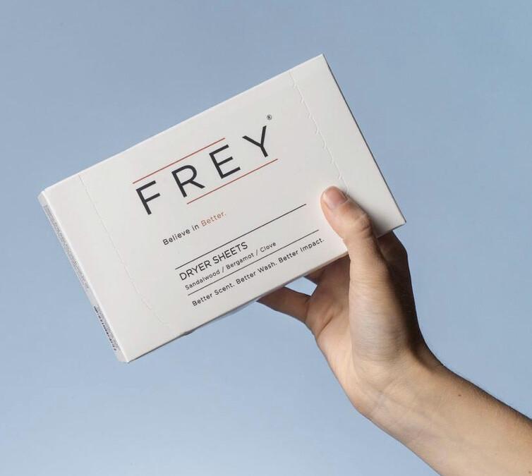 Frey Dryer Sheets Sandalwood