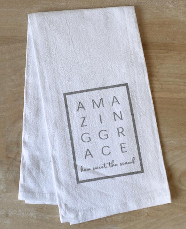 TRS Amazing Grace Towel