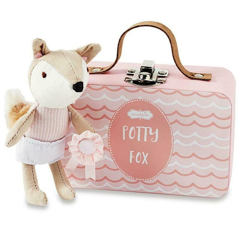 Potty Fox Pink
