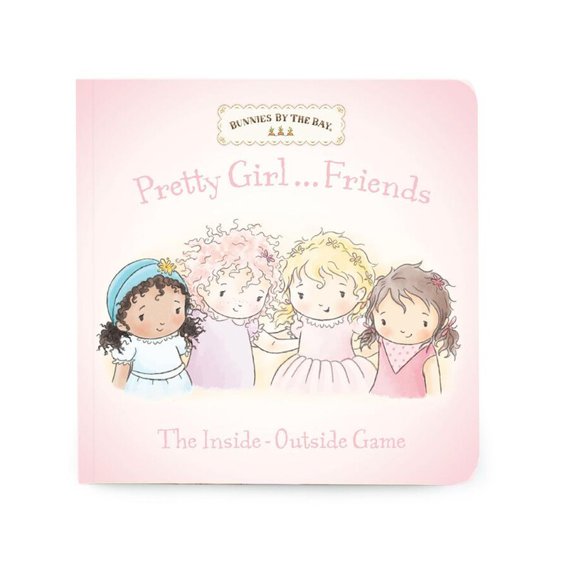 BBB Pretty Girl Friends Book