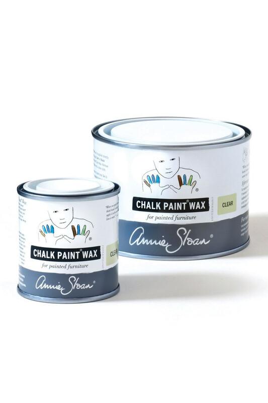 Annie Sloan Sample Clear Wax