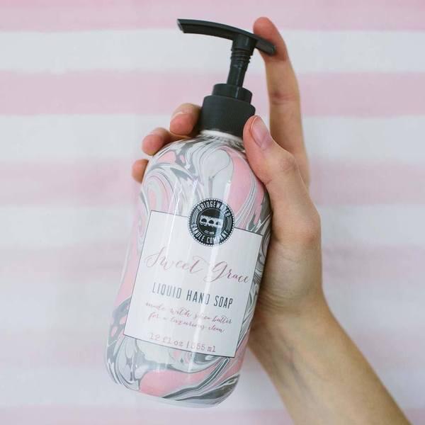 Sweet Grace Liquid Hand Soap