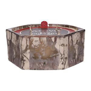 Votivo Large Marble Candle Red Current