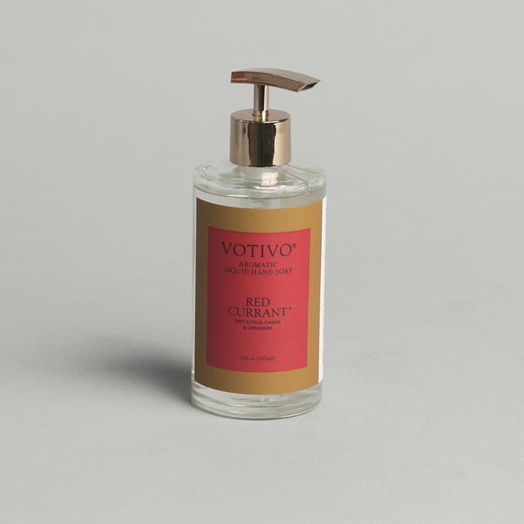 Votivo Liquid Soap Red Currant