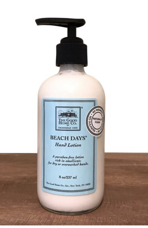 Beach Days Hand Lotion