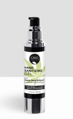 Hand Sanitizer Travel Gel