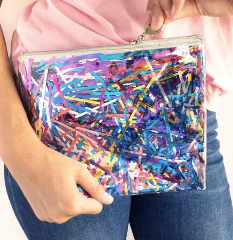 Packed Party Everything Pouch Stream
