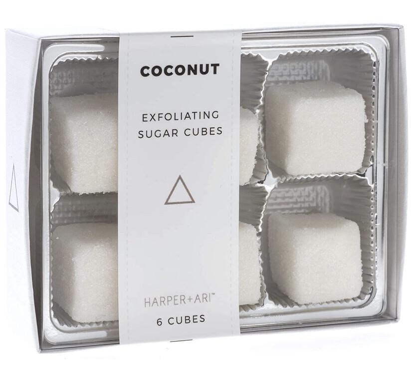 Harper & Ari Sugar Cube Box Coconut