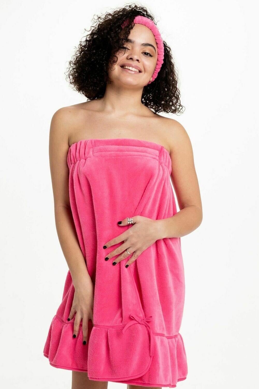 Bella Spa Wrap Hot Pink Size 1