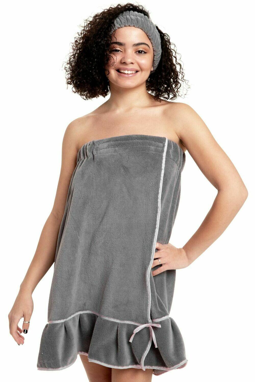 Bella Spa Wrap Gray Size 1