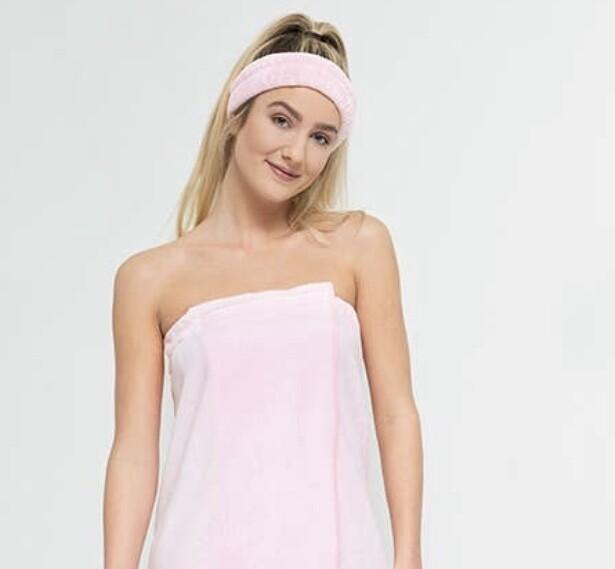 Bella Spa Wrap Light Pink Size 1