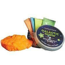 Galactic Glow Slime Kit