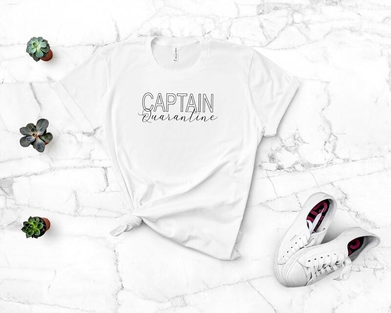 Captain Quarantine Tee