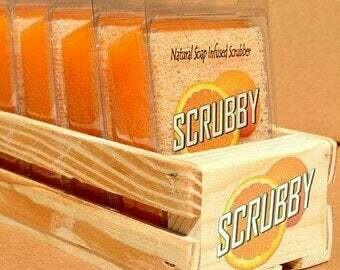 Scrubby Orange
