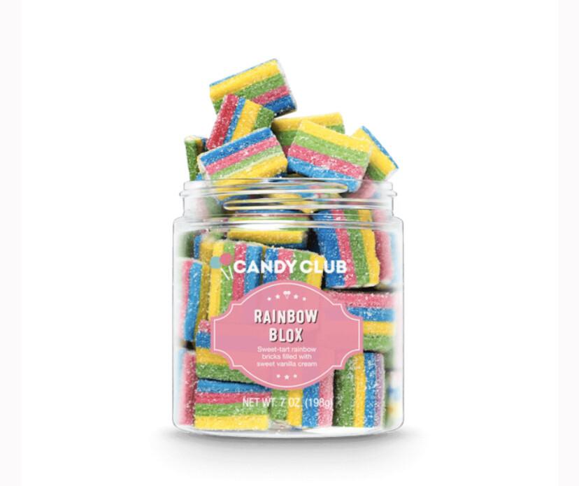 Candy Club Jar Rainbow Blox