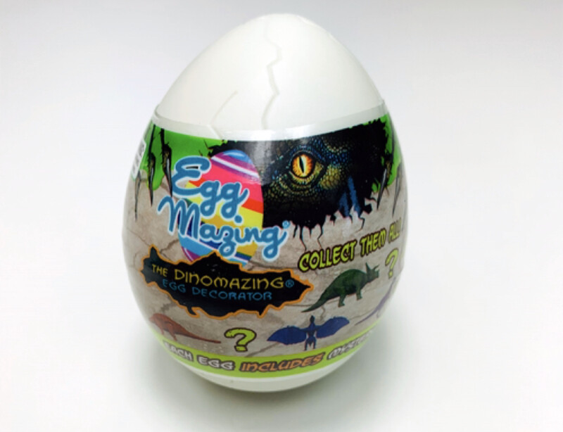 Dinomazing Dino Eggs