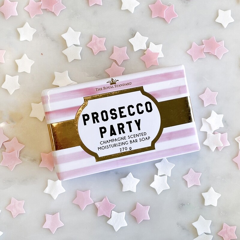 TRS Soap Prosecco Party