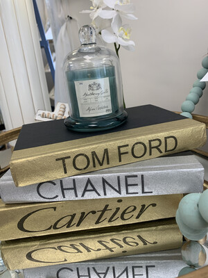 Boutique Book Gold Tom Ford