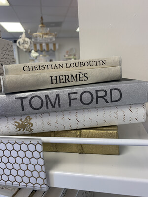 Boutique Book Silver Tom Ford