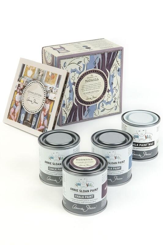 Annie Sloan Rodmell Decorative Paint Set