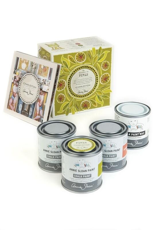 Annie Sloan Firle Decorative Paint Set
